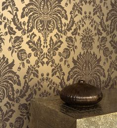 """Search Results for """"flock wallpaper manufacturers"""" – Adorable Wallpapers Flock Wallpaper, Velvet Wallpaper, Wallpaper Stores, Cheap Wallpaper, Wall Wallpaper, Temporary Wallpaper, Brown And Gold Wallpaper, Metallic Wallpaper, Damask Wallpaper"""