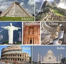 Visitar las 7 maravillas del mundo