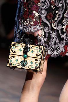 Dolce & Gabbana Fall 2014 RTW