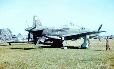Captured Dornier DO-335 Pfeil at Oberpaffenhofen in May 1945 The Dornier Do 335…