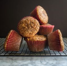 Start Your Day Off Right With Morning Glory Muffins