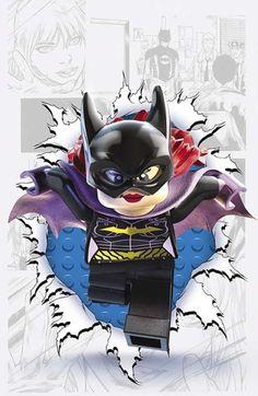 DC Comics Theme Month LEGO Variant Covers (November 2014) | DC Comics