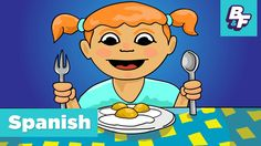 Learn about breakfast, lunch, dinner and dessert in this catchy track from BASHO & FRIENDS. Aprende vocabulario.