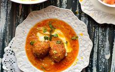 No Onion No Garlic Cabbage Kofta Curry Recipe