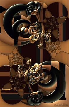 fractal images created and rendered by Paul Griffitts, fractal artist and owner of Frackxion, Inc. in Portland, Oregon. Art Fractal, Fractal Geometry, Fractal Images, Fractal Design, Cellphone Wallpaper, Galaxy Wallpaper, Foto Art, Mandala Art, Zentangle