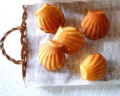 「しっとりはちみつ米粉マドレーヌ」わちっこ   お菓子・パンのレシピや作り方【corecle*コレクル】