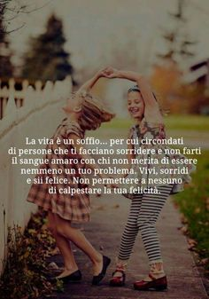 Citazioni e Frasi bellissime sull'amicizia 2 Italian Quotes, Quotes About Everything, Magic Words, Together Forever, Phobias, My Mood, Insta Story, Love Life, Beautiful Words