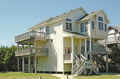 ISLAND STYLIN' - 4 bedrooms, 3.2 baths on the Frisco ocean side