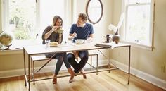 Here's a Helpful Guide to Finding the Right Dining Table Height