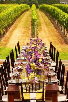 Vineyard Reception