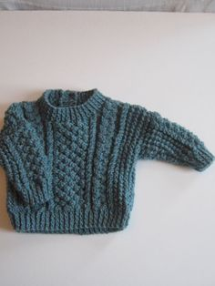 Hey, I found this really awesome Etsy listing at https://www.etsy.com/uk/listing/237852009/blue-aran-sweater-with-cable