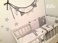 62 meilleures images du tableau Guirlande chambre bébé ...
