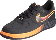 sports shoes 92fd6 2eb47 Nike Lunar Air Force 1 Leather Mens Basketball Shoes Anthracite Nike Air  Force Ones, Air