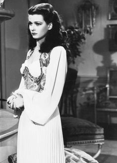 CLASSIC HOLLYWOOD GLAM Joan Bennett