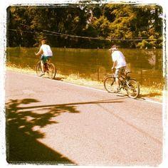#salita in #bicicletta alla #basilica del #monte