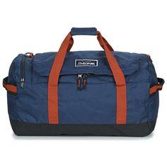 Dakine EQ DUFFLE 50L Námornícka modrá - Bezplatné doručenie | Spartoo.sk ! - Tašky Pružné cestovné kufre Damy 40,00 eur Sleeping Tent, Outdoor Stuff, Cloth Bags, Trekking, Backpacking, Safari, Hiking, Footwear, Travel