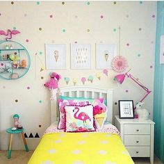 Would have loved this bedroom when I was a kid! (Ok, maybe now too...!)