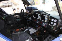 Dakar 2013 - Mini interior