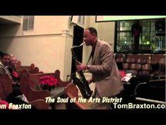 Joy to the World (just the music), Tom Braxton, Advent of Jazz at St. Paul UMC Dallas
