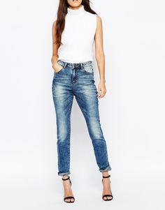 Image 1 ofVero Moda Skinny Jean