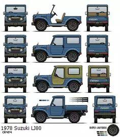 Explore Scott Hamrums photos on Photobucket. Jimny 4x4, Samurai, Jimny Suzuki, Suzuki Cars, Little Truck, Best 4x4, Nissan Patrol, Jeep Cj, Daihatsu