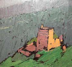 Chateau de Ribeauvillé1930 - 1935 - Alsace - Frédéric FIEBIG