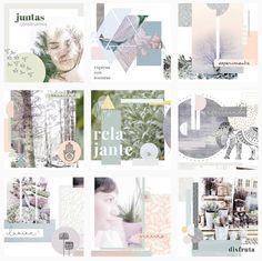 Cómo tener una galería de Instagram que encante Vsco, Instagram Feed, Ideas Para, Branding, Gallery Wall, Digital Marketing, Social Media, Color, Community Manager