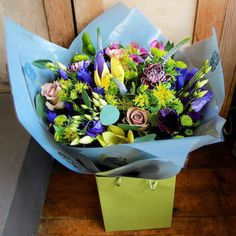 Say Happy Birthday with Bloom Magic! Let your loved ones know you are thinking of them with luxury flowers, bouquets & gift sets. Delivery throughout Ireland. Send Flowers Online, Luxury Flowers, Same Day Flower Delivery, Flowers Delivered, Lilacs, Deep Purple, Seas, Chocolates, Floral Arrangements