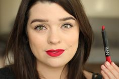NARS Velvet Matte Lip Pencil in Dragon Girl -- Vivianna Does Makeup