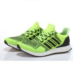official photos ce4fb 06e17 Adidas Ultra Boost Green black