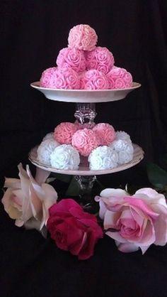 Rose balls Handmade soap #daffodilgems Daffodils, Pastries, Party Favors, Balls, Soap, Gems, Create, Handmade, Hand Made