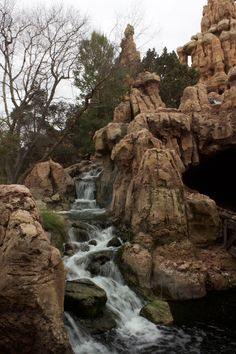 Rock Waterfall, Annual Pass, Over The Years, Disneyland, California, Adventure, Nature, Travel, Collection