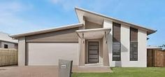 Image result for skillion roof house