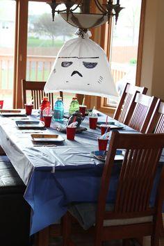 Kara's Creative Place: Star Wars Birthday Party