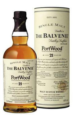 Balvenie 21 Years Port Wood