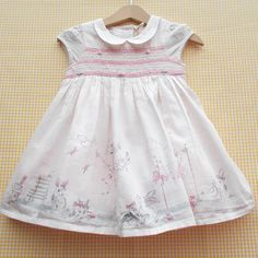 Supply M&s Baby Green Forest Floral Dress 9-12 Months Bnwt Baby