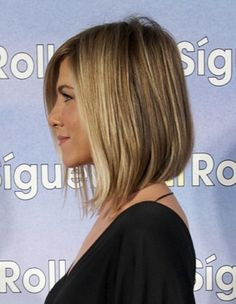 Time to cut my hair again! Celebrity Hairstyles: Jennifer Aniston
