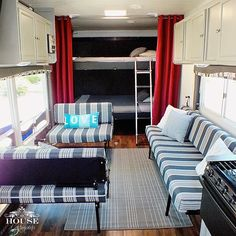 So recently My husband and I decided to tackle a LONG AWAITED PROJECT! I can't even begin to tell you how fun this project was!! We literally transformed a 28 ft,old school, toy-haulerinto a mode...