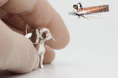Vakkancs miniszobor kutyás ékszerek - Beagle ezüst miniszobor medál Beagle Dog Breed, Hungary, Sterling Silver Pendants, Dog Breeds, Jewels, 3d, Handmade, Etsy, Hand Made