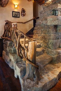 log cabin luxury defined in this Rocky Moun. - -Rustic log cabin luxury defined in this Rocky Moun. - - Rustic log cabin luxury defined in this Rocky Mountain getaway Mazel epoxy resin table with mazel epoxy furniturelive Rustic Staircase, Staircase Design, Rocky Mountains, Hardwood Stairs, Log Cabin Homes, Log Cabins, Rustic Cabins, Cabins In The Woods, Rustic Furniture