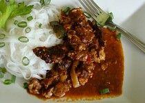 Vepřové na sušených rajčatech a čerstvých paprikách Tacos, Mexican, Beef, Ethnic Recipes, Food, Meat, Essen, Meals, Yemek