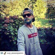 Repost @avp_alessiopatrini ・・・ Berna for life  #gdmorning #outfit #berna #bernaitalia #shopping #trand #newcollection #monopoly #beard #colors  #picoftheday #tagsforlikes #followme
