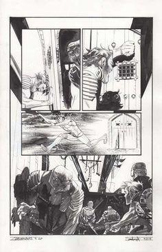 Chrononauts #4 p.20 by Sean Gordon Murphy