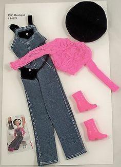 Barbie Fashion Avenue Had this one too