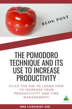 Do you know what is the Pomodoro Technique? It is one of the most used techniques for time management and productivity. It consists of dividing time into work periods to avoid mental exhaustion. In this post you will find the steps to follow in order to carry out this technique. If you want to know more about how to use the Pomodoro Technique, click on the pin! #blogpost #pomodoro #technique #pomodoromethod #time #productivity #tasks #temporizer #work #design #results #focus #motivation #break Learning Skills, Skills To Learn, Learning Process, Pomodoro Method, Increase Productivity, Do You Know What, Special Needs, Classroom Activities, Time Management