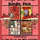 Are you ready for the month of December? Well, look no further, because this mega bundle will have your students working until Christmas! This 131 ...