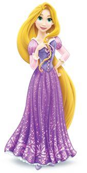Princess Rapunzel (updated version)