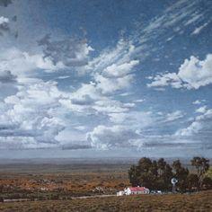 eternal resolve Landscape Art, Landscape Paintings, Landscapes, John Meyer, Clouds, Gallery, Outdoor, Paisajes, Outdoors