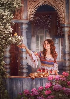 song of Spring by Makusheva on DeviantArt
