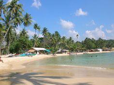 Sri Lanka, Mirissa Beach